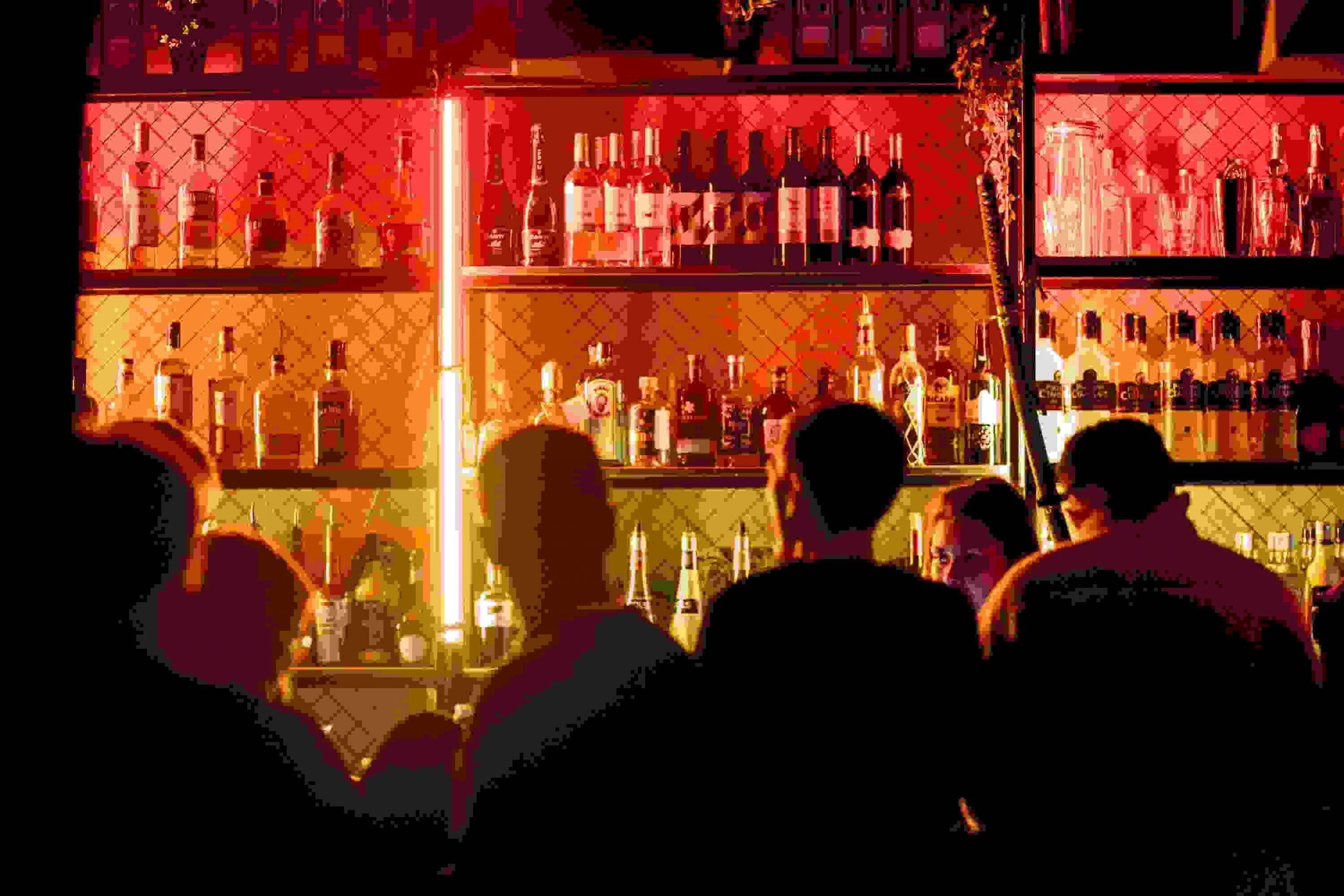 Affollamento bar e ristoranti