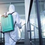 Pulizia e sanificazione ambienti di lavoro